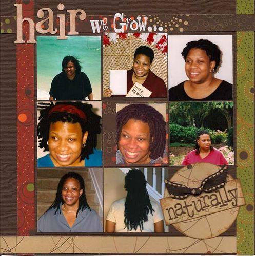 Hair We Grow Naturally