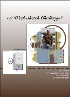 52 Week Sketch Challenge Cover