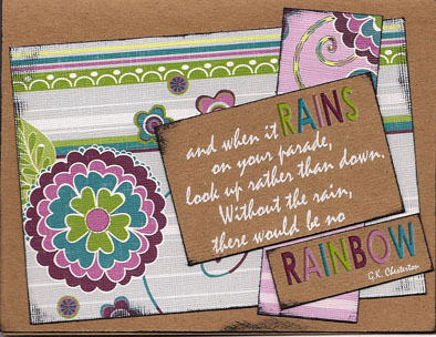 March 2010 Rainbow Card