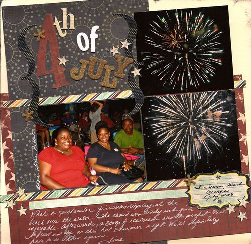 4th of July 1 July 2010 SR