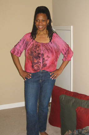 Tiare Size 10 Jeans 3